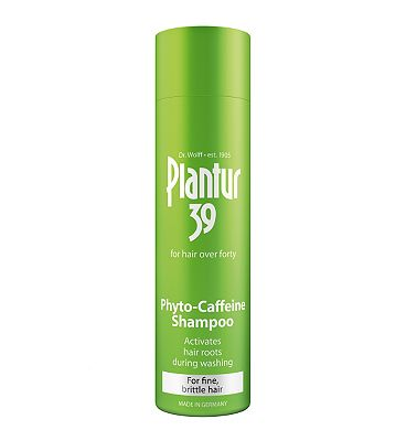 Plantur 39 Phyto-Caffeine Shampoo for fine, brittle hair 250ml