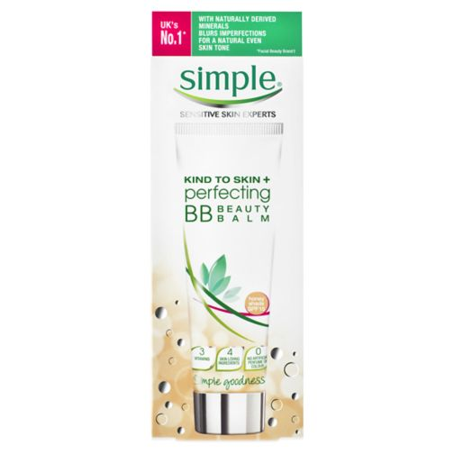 Simple Kind To Skin+ Perfecting BB Beauty Balm SPF15 50ml