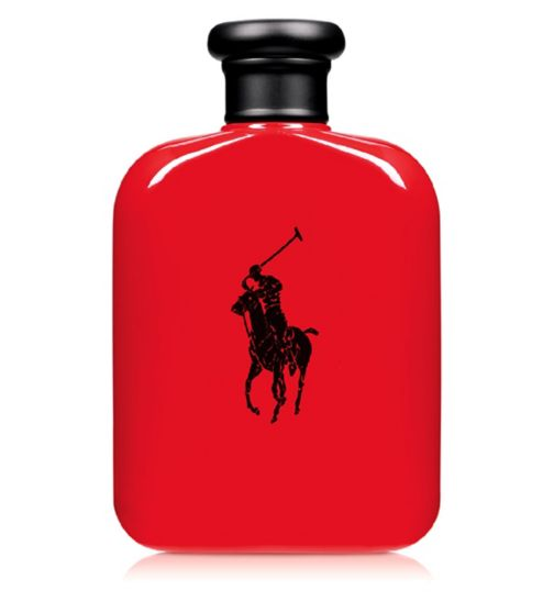 Ralph Lauren Polo Red Eau de Toilette 125ml