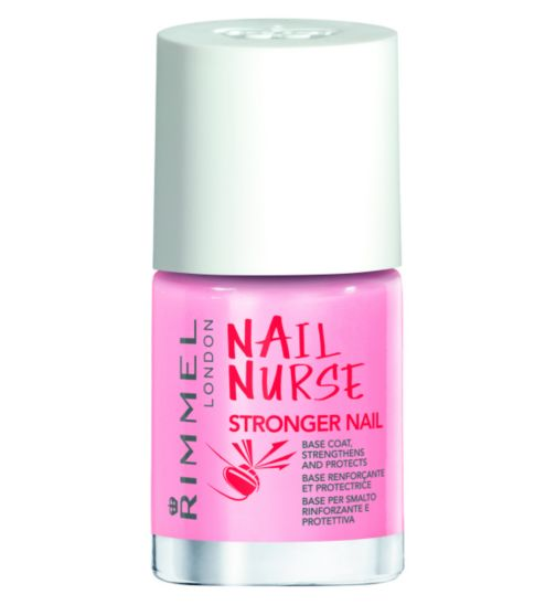 Rimmel London Nail Nurse Stronger Nail