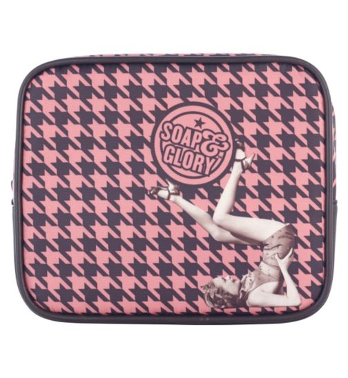 Soap & Glory™ Cosmetics Case