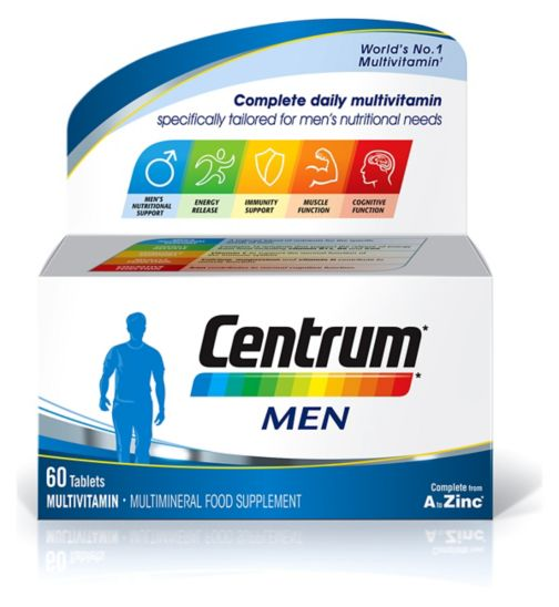 Centrum Men's - 60 tablets