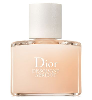 Image of DIOR DISSOLVANT ABRICOT Gentle polish remover with abricot care concentrate 50ml