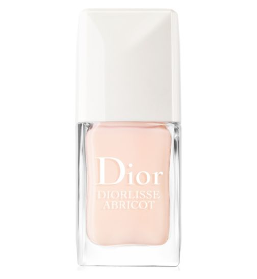 DIORLISSE ABRICOT Smoothing Perfecting Nail Care in Snow Pink 10ml