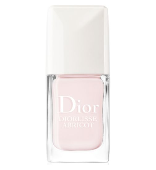 DIORLISSE ABRICOT Smoothing Perfecting Nail Care in Pink Petal 10ml