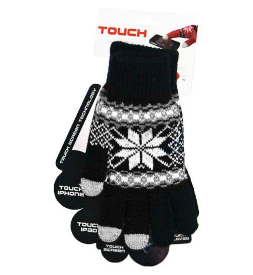 Satzuma Touchscreen Gloves