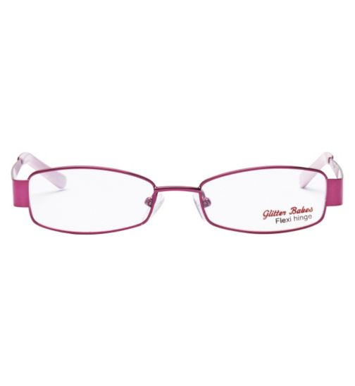 Glitter Babes Glitter 4 Kids' Bordeaux Glasses - £10.00 with NHS voucher