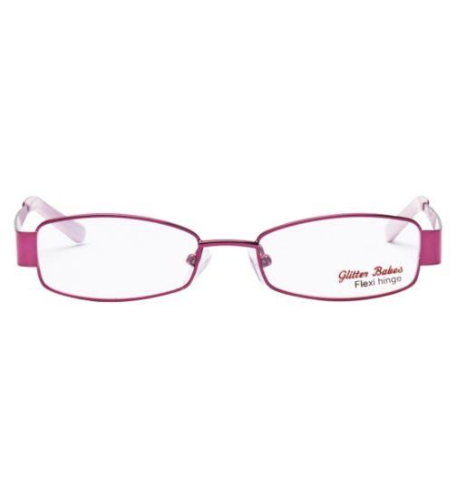 9cc5b6aeba7 Glitter Babes Glitter 4 Kids  Bordeaux Glasses - £10.00 with NHS voucher