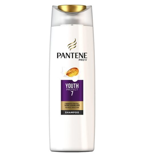 Pantene Pro-V Youth Protect 7 Shampoo 400ml