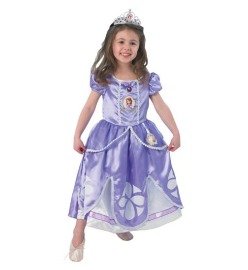 Disney Princess Sofia the First Deluxe Dress