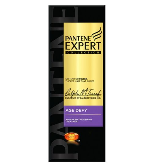 Pantene Pro-V Expert Collection AgeDefy Advanced Thickening Treatment 125ml