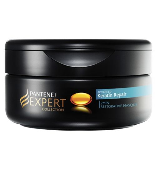 Pantene Pro-V Expert Collection Advanced Keratin Repair 2min Restorative Masque 200ml