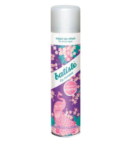 Batiste Oriental Dry Shampoo 200ml