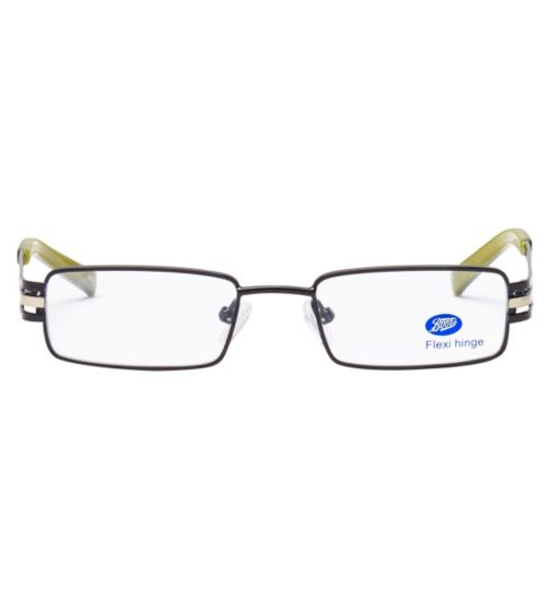 Boots Nighthawk Kids' Black Glasses - Free with NHS voucher