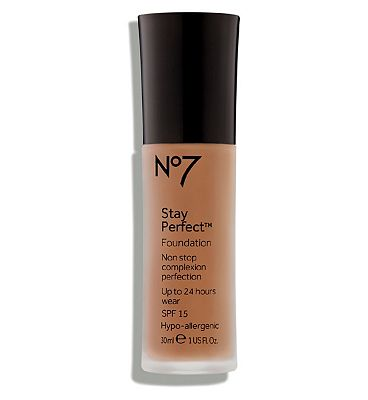 No7 Stay Perfect Foundation Deeply Honey Deeply Honey