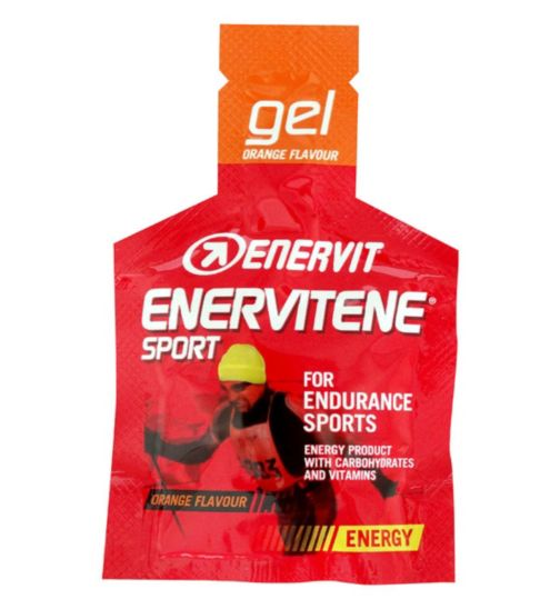 Enervit Enervitene Sport Gel Orange 25ml