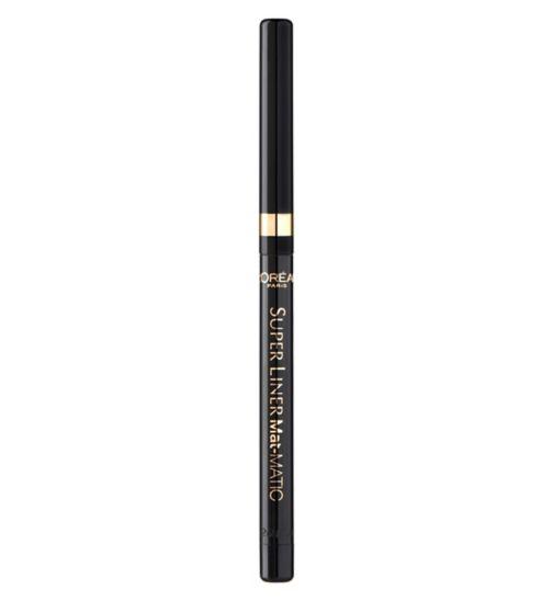 L'Oreal Paris Super Liner Eye Liner Gelmatic