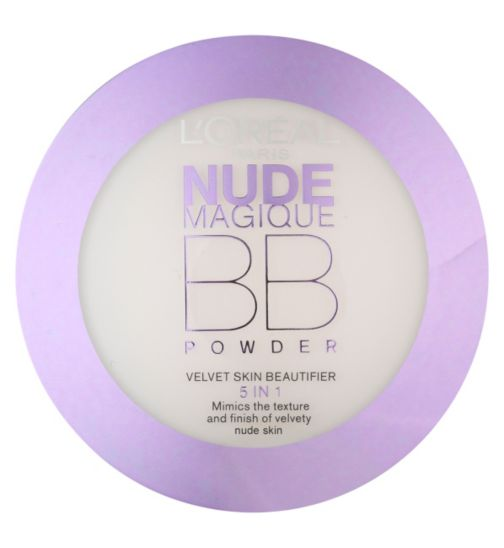 L'Oreal Paris Nude Magique BB Powder