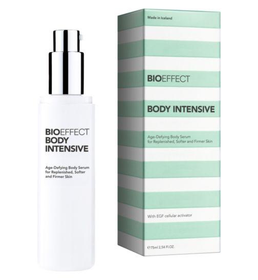 BIOEFFECT BODY INTENSIVE age-defying body serum 75ml