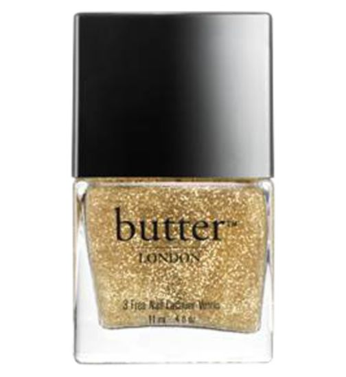 Butter London Stratford Honey Overcoat Nail Lacquer 11ml