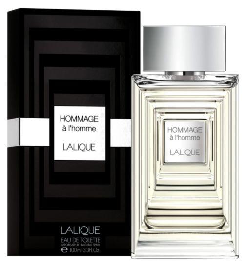 Lalique Hommage a L'Homme Eau de Toilette 100ml