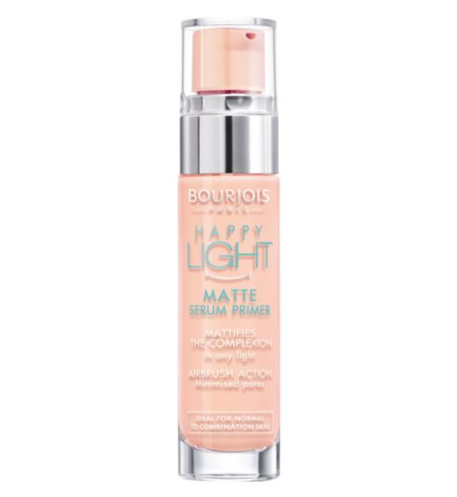 Bourjois Paris Happy Light Matte Serum Primer