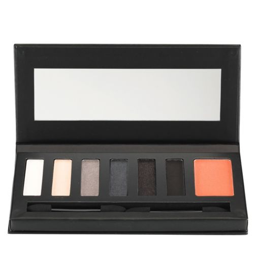 Barry M Smokin Hot Eye Shadow and Face Blusher Palette