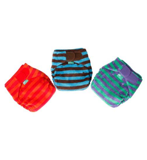 TotsBots Bamboozles 3Pack Plus Wrap