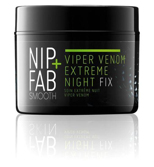 Nip + Fab Viper Venom Night Fix Cream 50ml