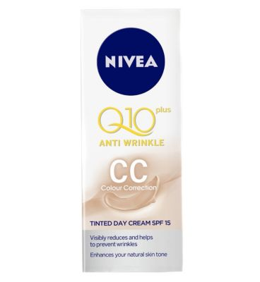 nivea q10 anti wrinkle day cream spf 30