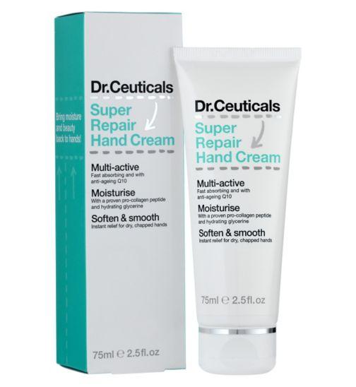 Dr. Ceuticals Super Repair Hand Cream 75ml