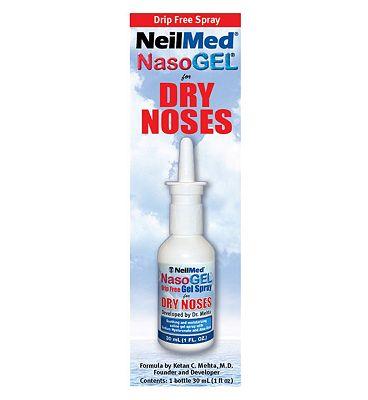NeilMed NasoGel Drip Free Gel Spray - 30ml