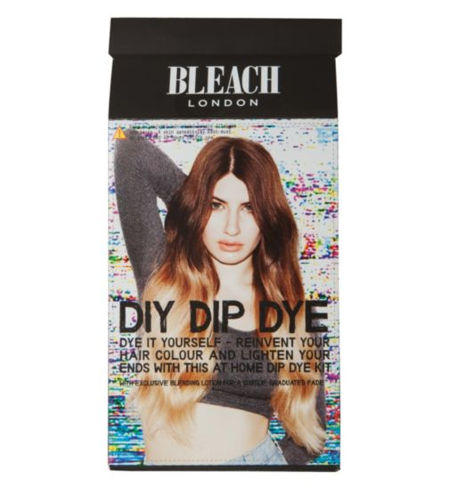 Bleach DIY Dip Dye Kit