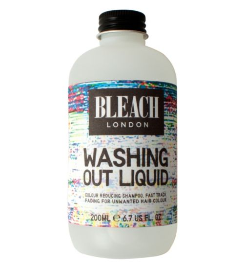 Bleach Washing Out liquid 200ml