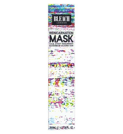 Image result for Bleach London Reincarnation Mask