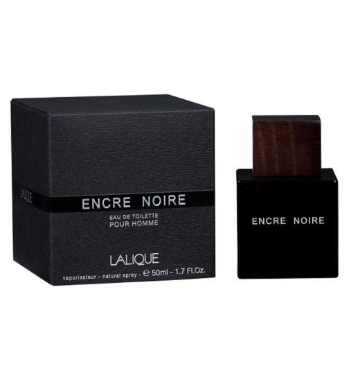 Lalique Encre Noire Eau de Toilette 50ml