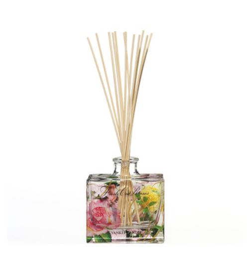 Yankee Candle Signature Reed Diffuser Fresh Cut Roses