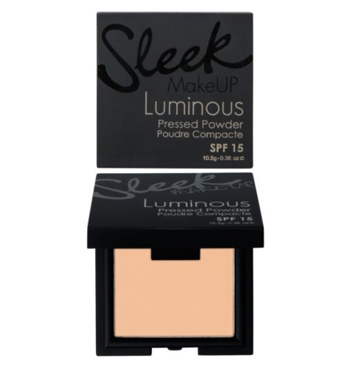 Sleek MakeUp Luminous Pressed Powder