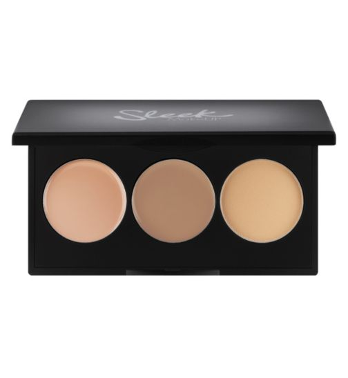 Sleek MakeUp Corrector And Concealer Palette