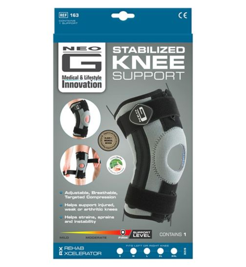 Neo G RX Stabilized Knee Support - Medium