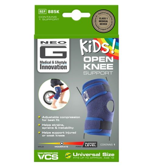 Neo G Kids Open Knee Support - Universal Size