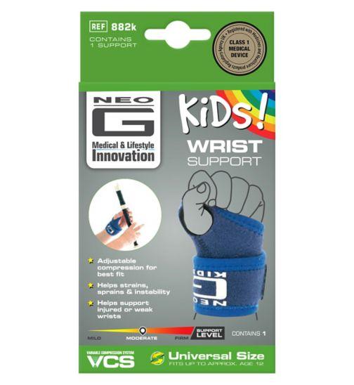 Neo G Kids Wrist Support - Universal Size