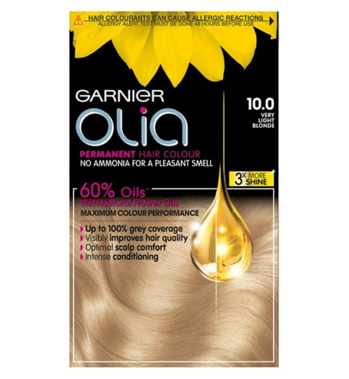 Garnier Olia Very light blonde 10.0