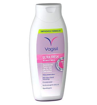 Vagisil Ultrafresh Intimate Wash 250ml