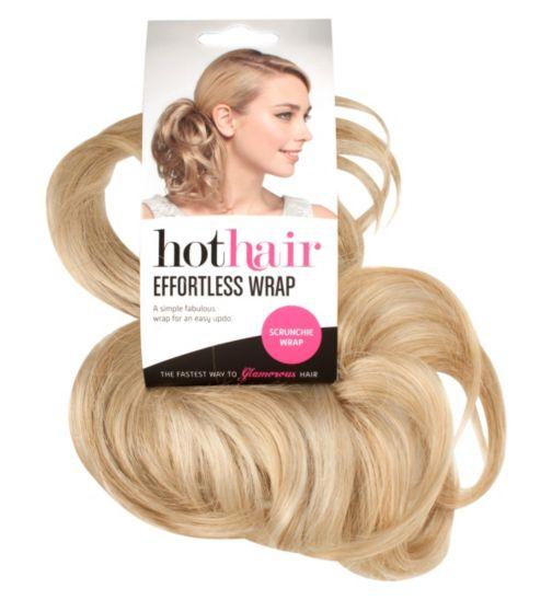 Hot Hair Effortless Wrap Creamy Twist
