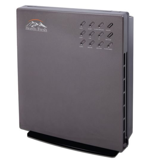Heaven Fresh NaturoPure HF 310A  Multi Tech Hepa Air Purifier
