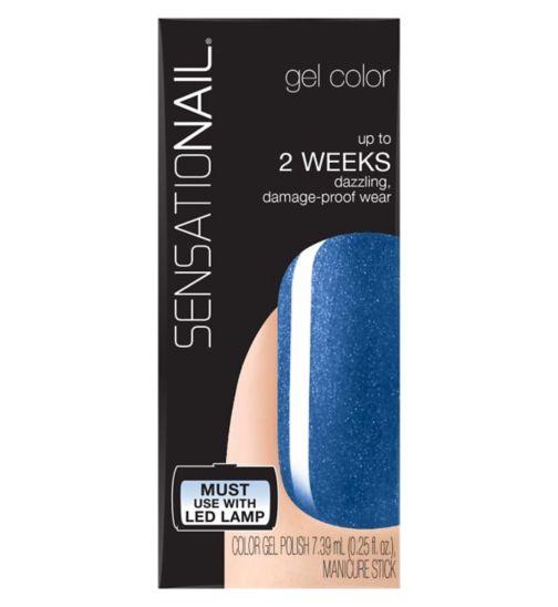 Sensationail Gel Polish Something Blue