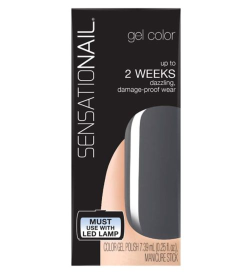 Sensationail Gel Polish Smoky Night