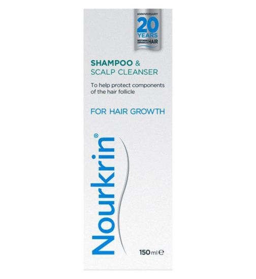 Nourkrin Shampoo & Scalp Cleanser 150ml