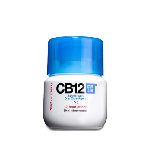 CB12 Safe Breath Oral Care Agent Mint/Menthol 50ml